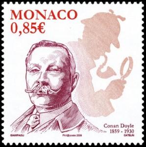 Arthur Conan Doyle - 2009 - Sherlock Holmes - Scotland on Stamps