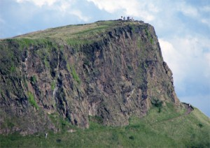 On Top Of Salisbury Crags
