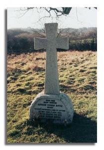 Sir Arthur Conan Doyle - Burial Site