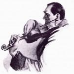 Sherlock Holmes - Playing The Violin