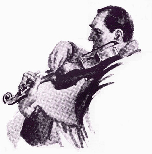 Sherlock Holmes - Playing The Violin