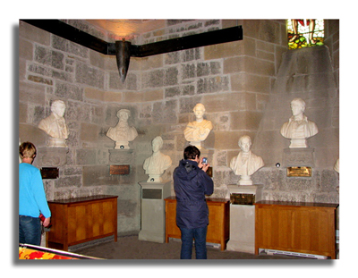Hall of Scottish Heroes