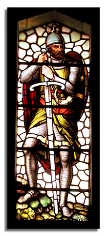 Stained Glass - Sir William Wallace