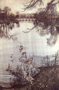 Fairies - Rackham