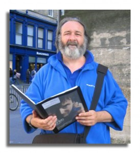 Colin Brown - Guide on Rebus Tours