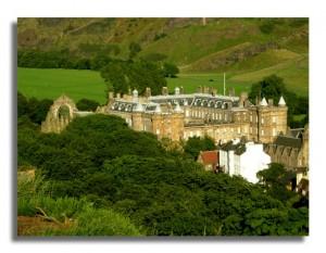 Holyrood Palace - Edinburgh