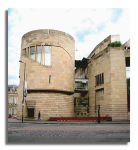 Museum of Scotland - Edinburgh