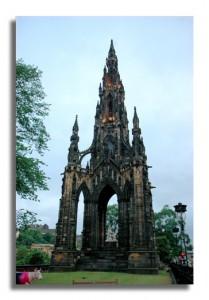 Walter Scott Monument - Edinburgh
