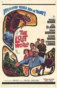 The Lost World - Cinema