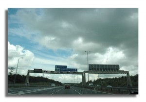 england motorways