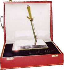 Cartier Diamond Dagger Award
