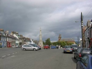 Wigtown Main Street