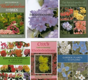 Kenneth Cox Gardening Books