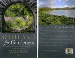 Scotland For Gardeners - Kenneth Cox