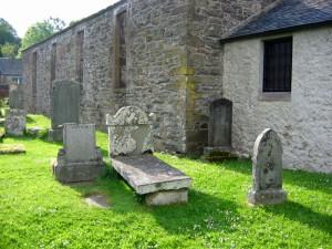 Aberfoyle Churchyard - Reverend Kirk Tomb