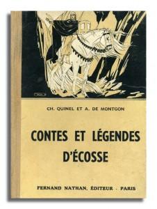 Contes et Legendes d'Ecosse - Fernand Nathan