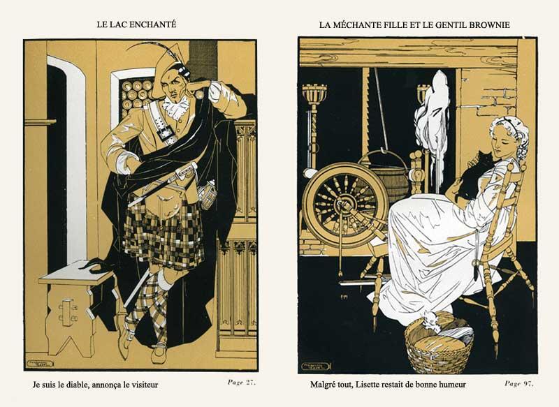 Contes et Légendes d'Ecosse Fernand Nathan