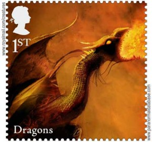 GB Mythical Creatures - Dragons - June 16 2009 New Issue
