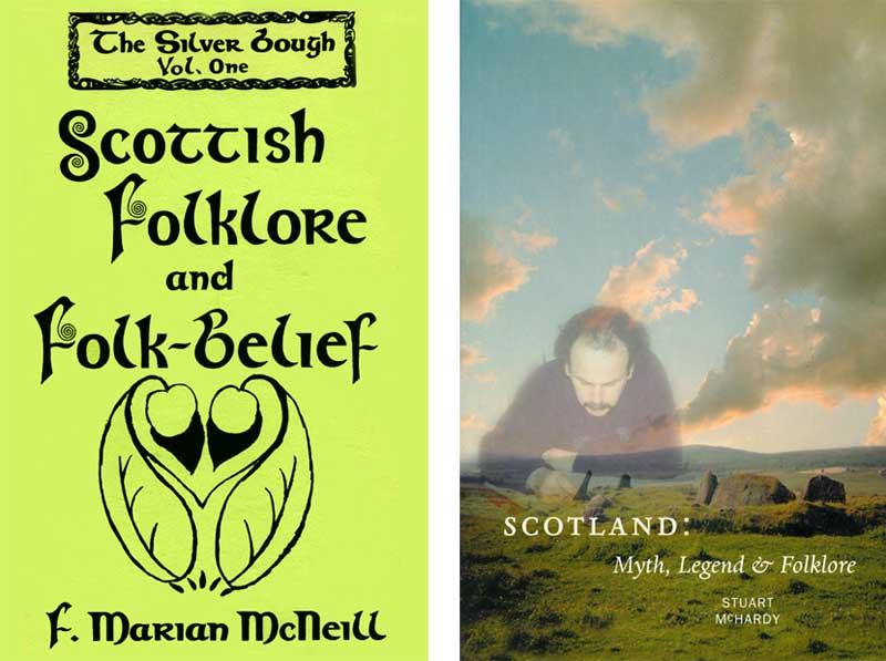 The Silver Bough 1977 - Scotland : Myth, legend and Folklore 1999