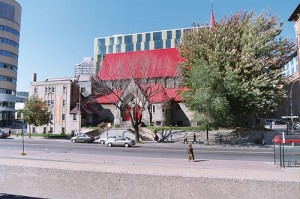 St John Evangelist &quot;Red Roof&quot; Church   Source: redroofmontreal - Flickr