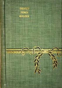 French Revolution-Thomas carlyle-1837