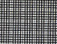 Walter Scott Tartan 1822 Black & White