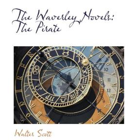 The Pirate - Waverley novels - Walter Scott