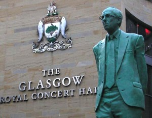 Donald Dewar statue Source : Google