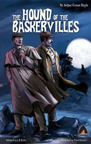 Conan Doyle The Hound of the Baskervilles Campfire (February 1, 2010)
