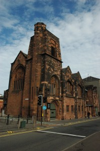 Queen's Cross Church Glasgow Scotland