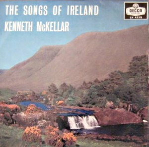 Kenneth McKellar The song of Ireland