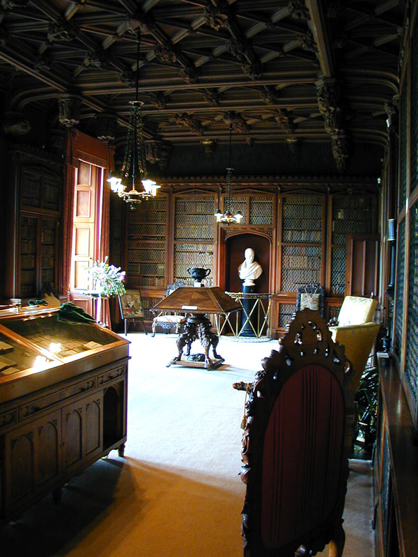 Library Room - Abbotsford