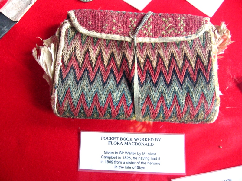 Pocket Book Worked By Flora MacDonald