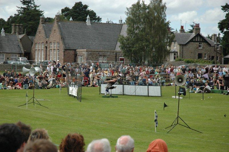 Aboyne Highland Gathering - 2007 c Scotiana