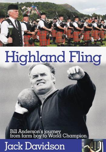 Highland Fling by Jack Davidson