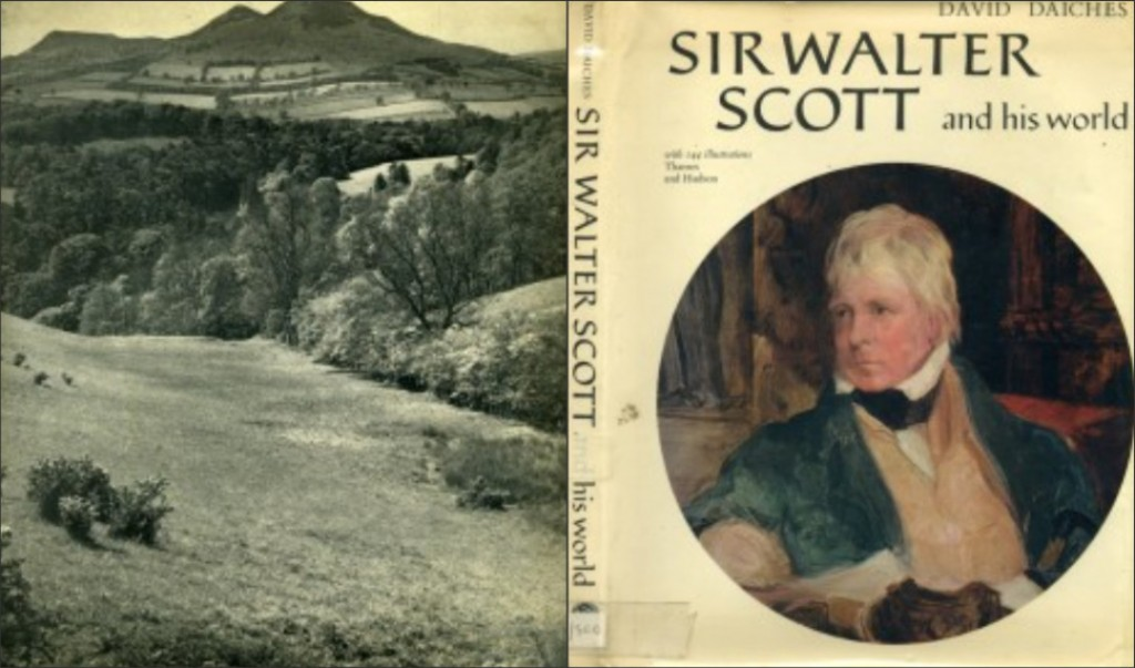 David Daiches - Sir Walter Scott