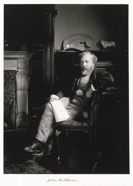 John MacWrither - Scottish Painter 19th Century