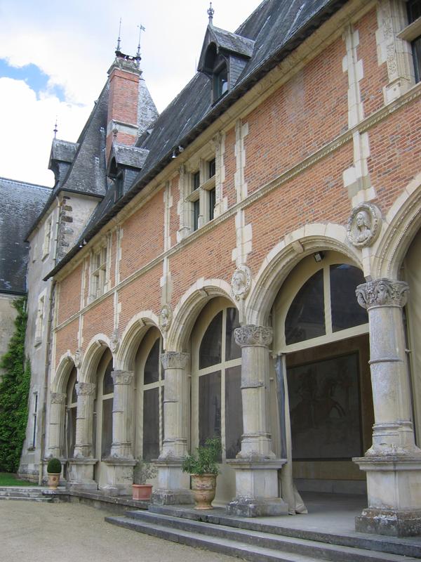 France Berry Sologne Château de la Verrerie The Renaissance Galerie