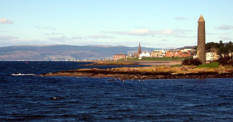 Largs,North Ayrshire,Scotland (Wikipedia)