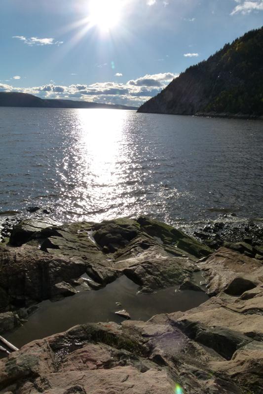 Saguenay River Province of Quebec Scotiana October 2010
