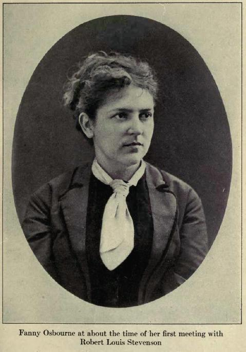 Fanny Vandergrift Osbourne c.1876
