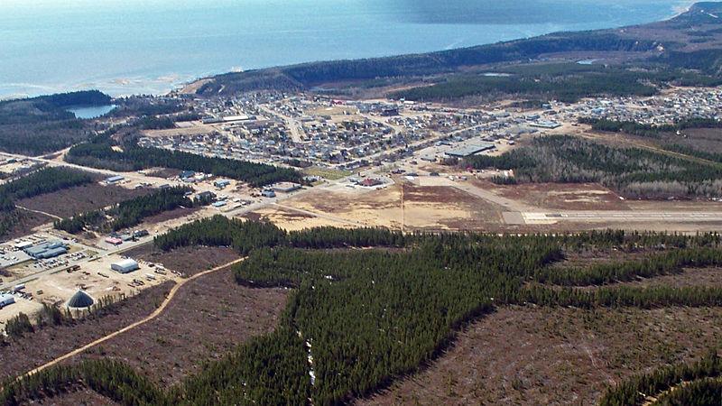 Forestville Quebec Côte-Nord Wikipedia