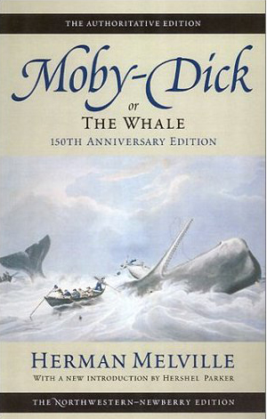 Herman Melville Moby-Dick The Northwestern edition 2002
