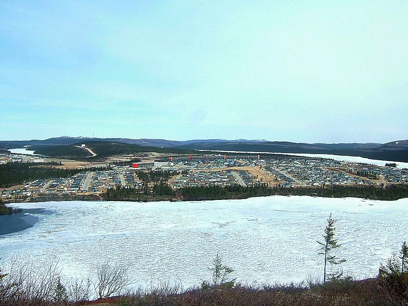 Fermont Labrador Quebec Wikipedia