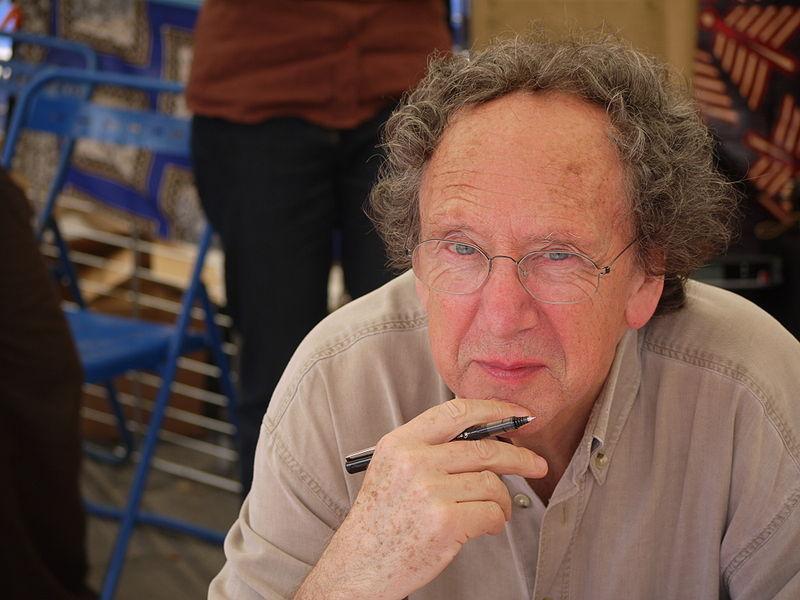 Kenneth White Comédie du Livre Montpellier Edition 2009 - Source Wikipedia
