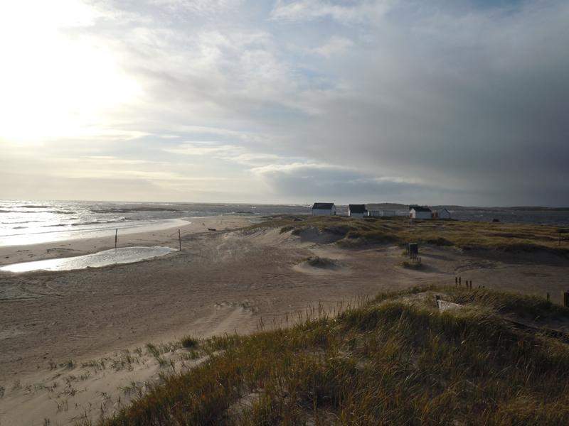 Les Galets Natashquan sand beach Côte-Nord Scotiana 2010