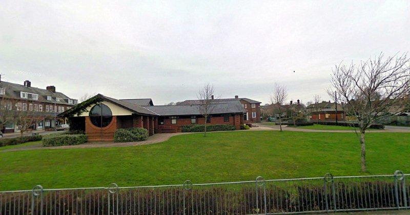 Scotland Dumfries & Galloway Gretna Registration Office Google Scotiana modified Google Map