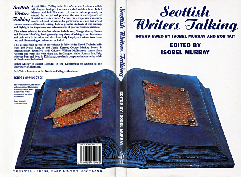 Scottish Writers Talking Isobel Murray Tuckwell Press 1996  © 2011 Scotiana
