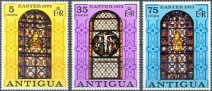 Antigua-1973-Easter-Stamps