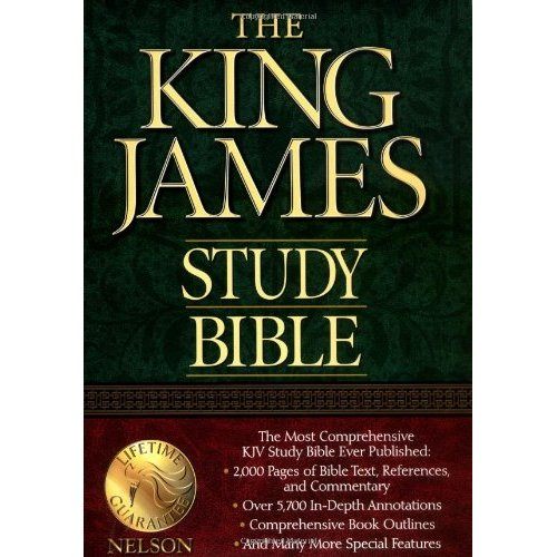 The King James Study Bible